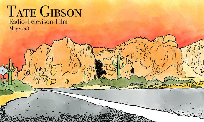 Tate Gibson