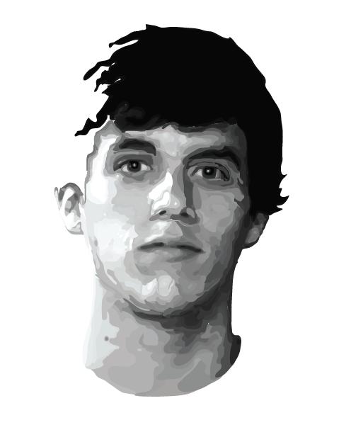 Illustrator WIP Hair
