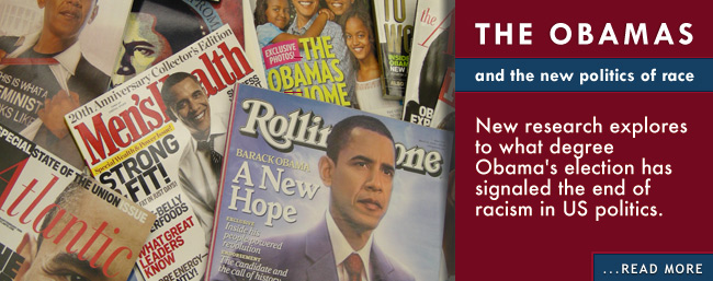 Sociology Feature on President Obama