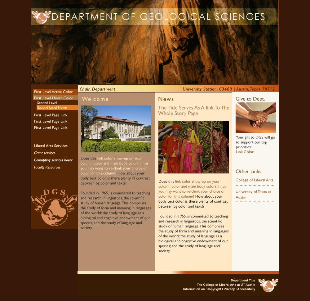 Cascade page design idea1
