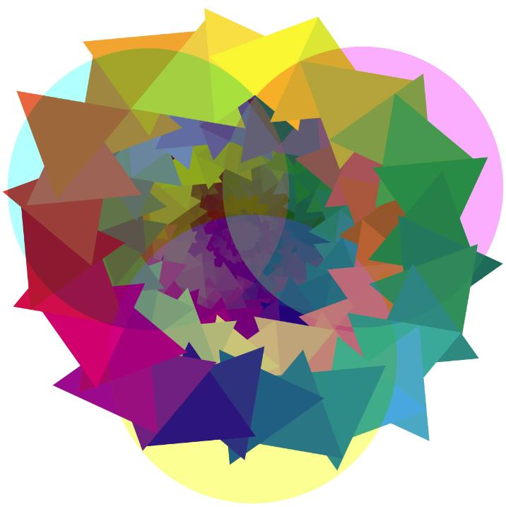 White Color Wheel
