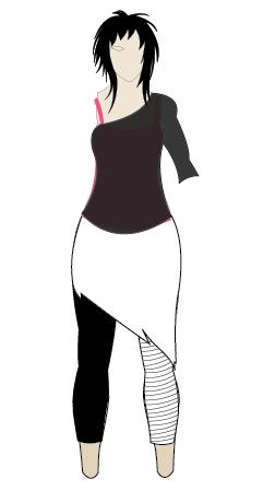 Animated Character Illustrator Sketch