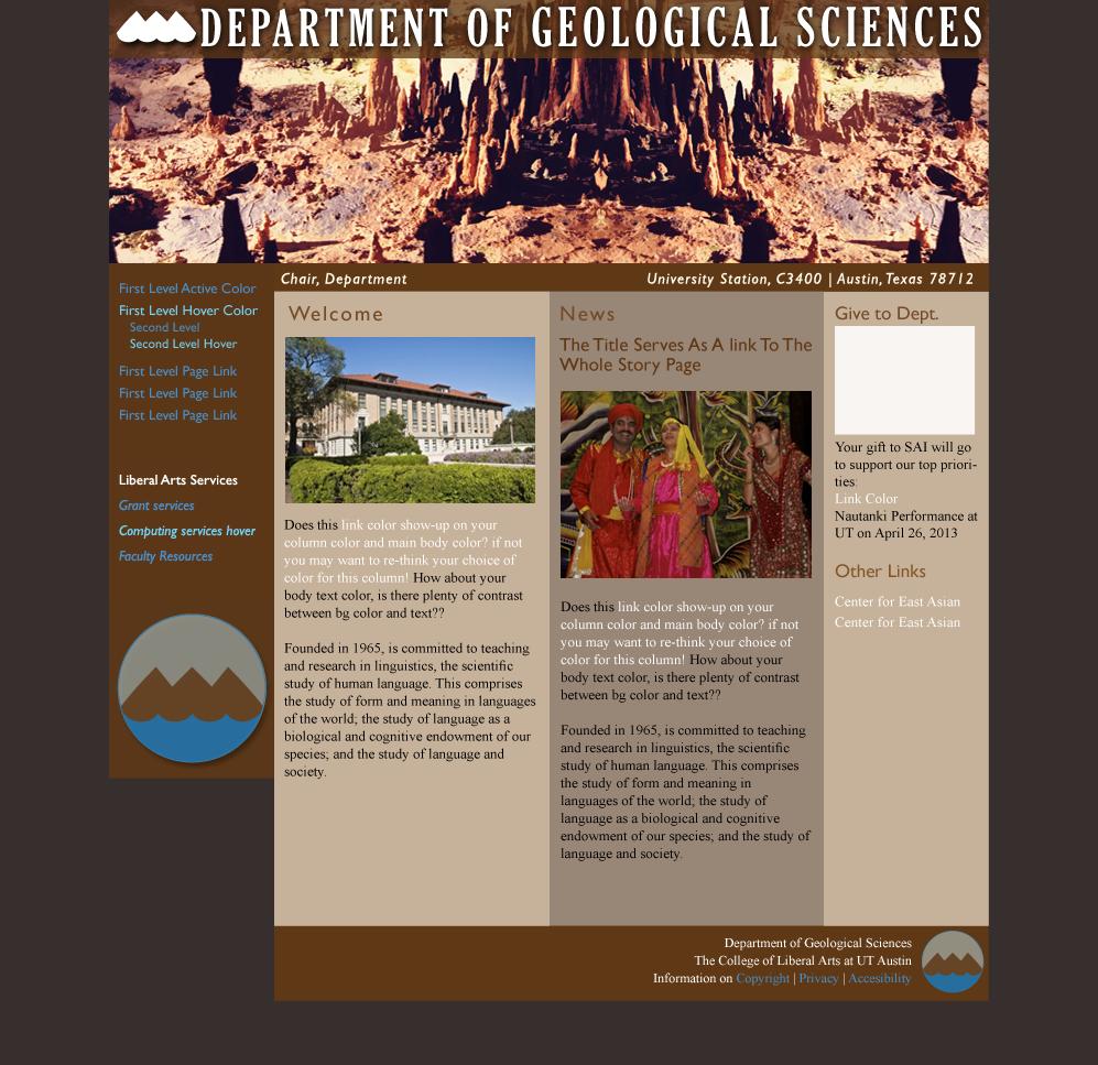 Cascade Home Page