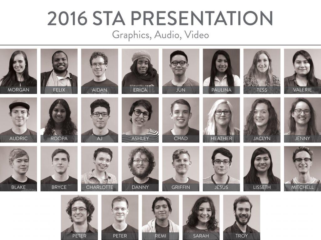 STA Presentation grid