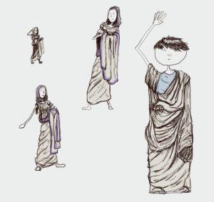 Latin Sketchy