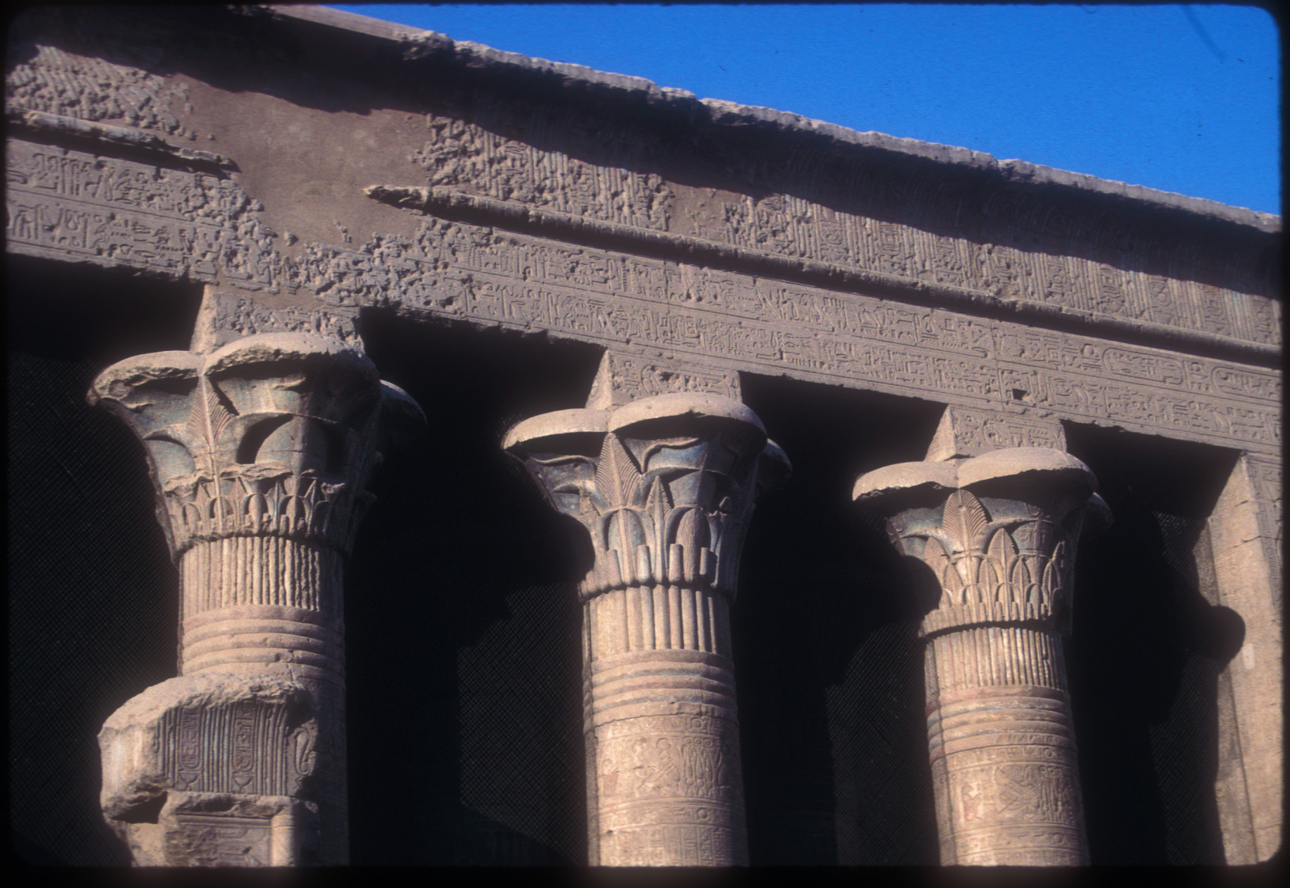 Architectural Columns: After