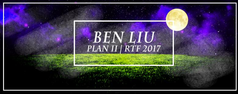 Ben Liu