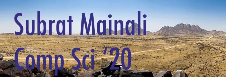 Subrat Mainali