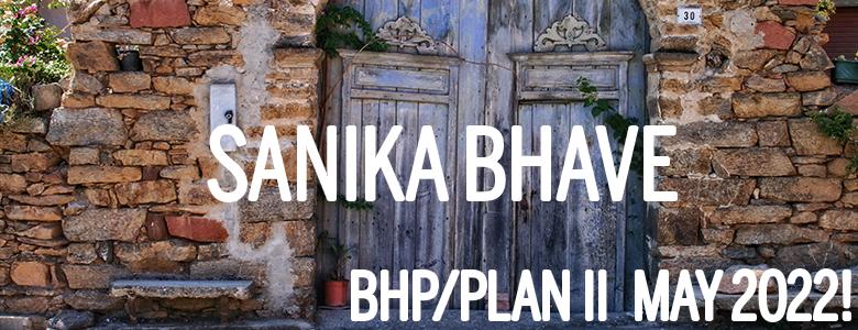 Sanika Bhave